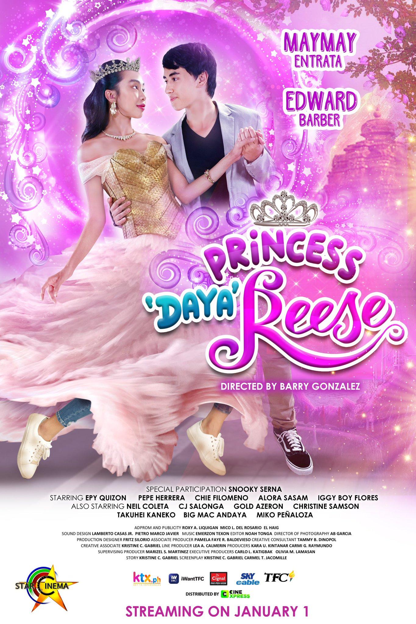 Princess Dayareese 2021 Full HD Movie